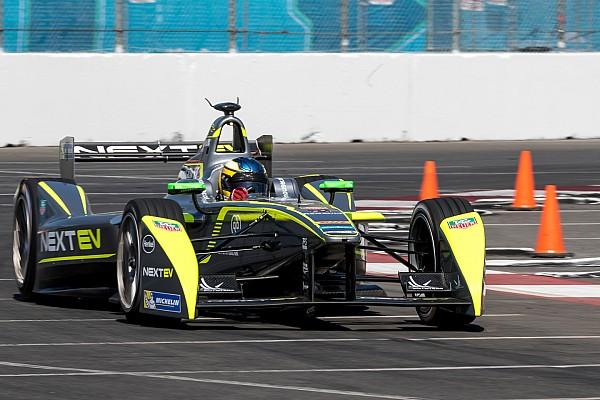 Pic quiere continuar en la Fórmula E
