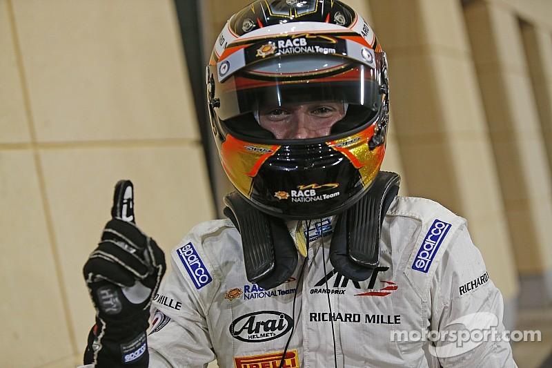 Stoffel Vandoorne le plus rapide en essais libres à Barcelone