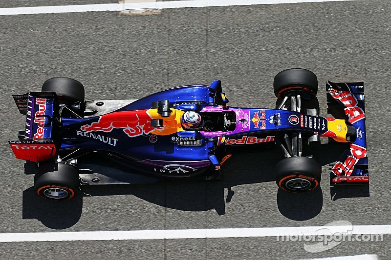 "Volkswagen and Red Bull ""a good story"" - Berger"