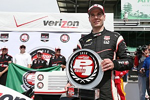 IndyCar Qualifying report Will Power earns GP of Indy pole as Chevrolet fills top 10