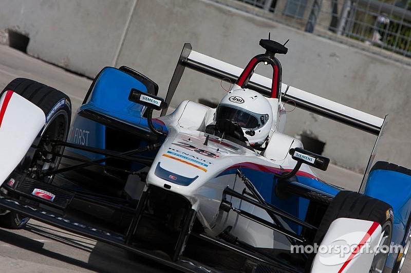 Speed penalised after Monaco ePrix