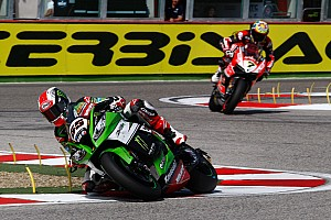 World Superbike Race report Rea celebrates his 150th WorldSBK race with another win