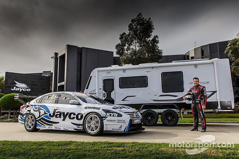 Kelly to run updated colours at Winton