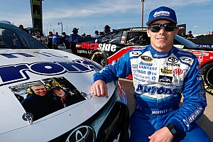 NASCAR Cup Breaking news Moffitt secured for the No. 34 Front Row Motorsports Ford