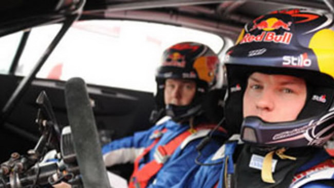 Raikkonen sbatte subito all'Arctic Rally