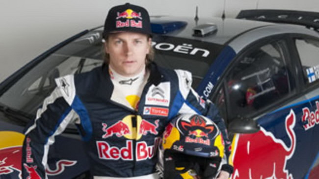 WRC: Raikkonen salta i test in vista del Messico