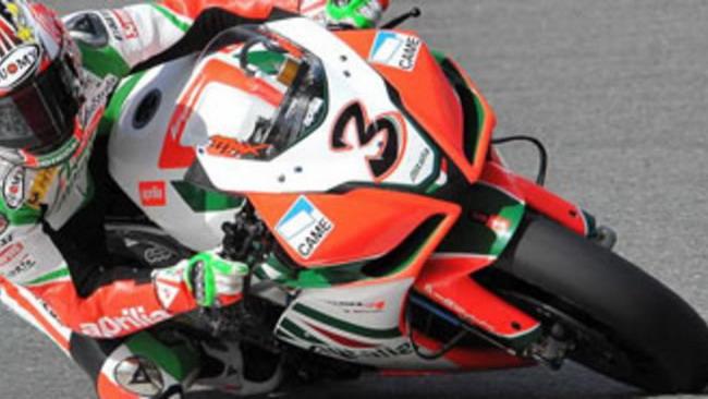 WSBK 2010, Portimao, Gara 1: grande Biaggi