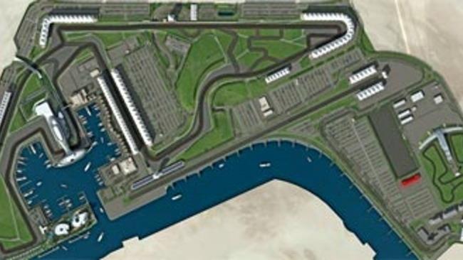 La MotoGp forse ad Abu Dhabi nel 2011
