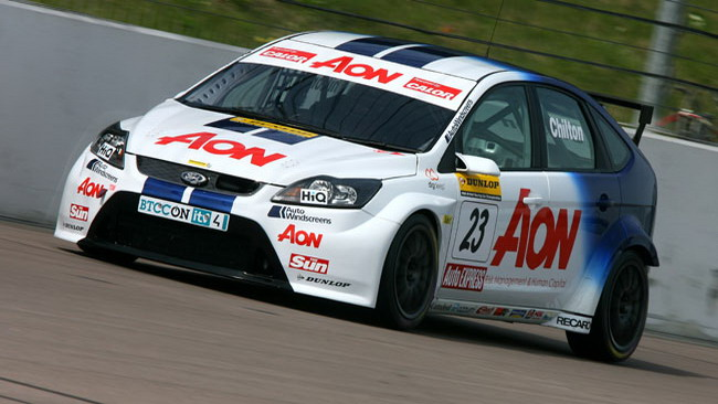 Rockingham: Chilton piazza la Ford in pole position