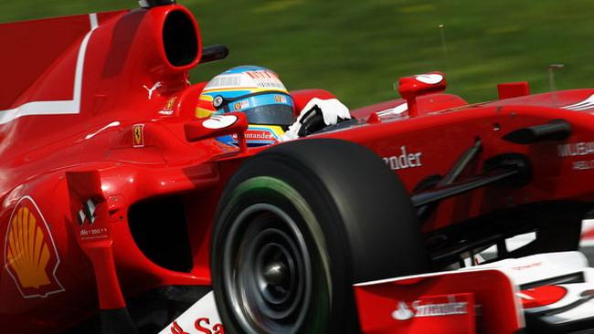 La Ferrari fa un colpo di... mano!