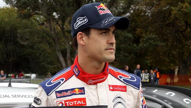 Sordo ottimista dopo i test con la Citroen DS3 WRC