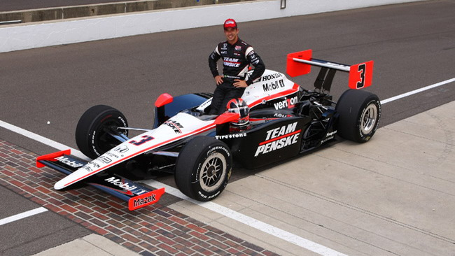 Quarta pole alla Indy 500 per Castroneves
