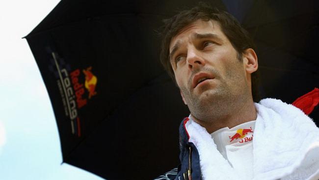 Webber, ormai un estraneo in casa Red Bull