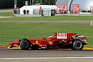 Lezione sul rollio al Ferrari Driver Academy