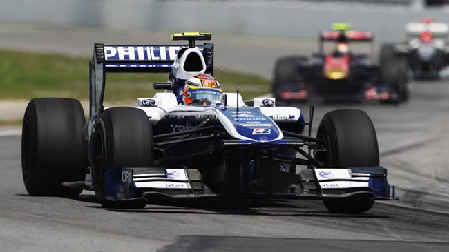 Williams: in arrivo un F-duct evoluto