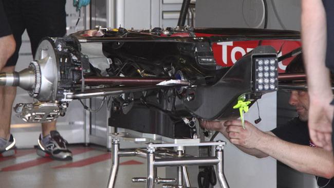 C'è un allarme per il cambio di Vettel