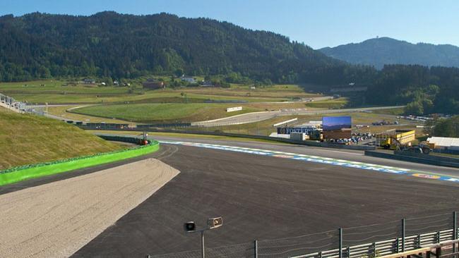 L'A1 Ring ambisce ad avere un Gp d'Austria?