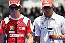 Hamilton manda un sms di pace ad Alonso