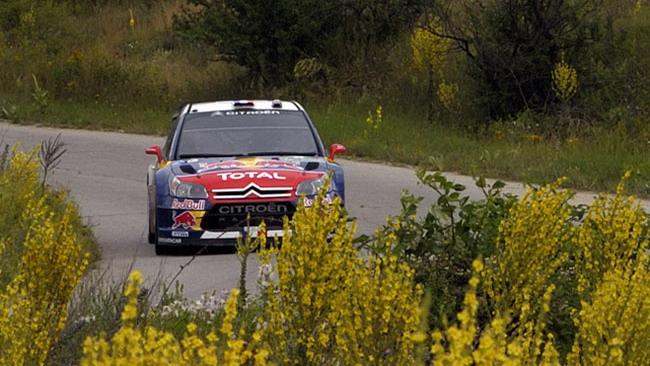 Bulgaria, PS2: Loeb tenta già la fuga