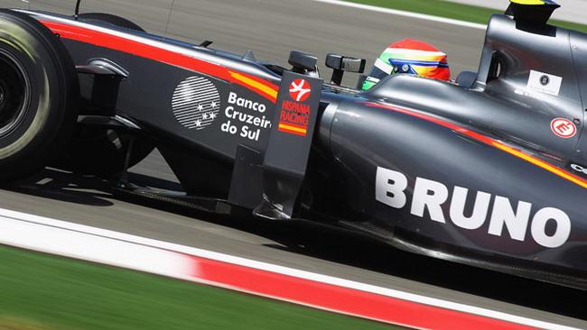 La mail galeotta di Bruno Senna