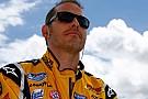Jacques Villeneuve in pista a Indianapolis