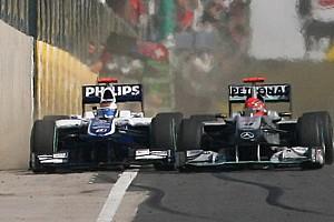 Formula 1 Ultime notizie Lauda attacca il comportamento di Schumacher