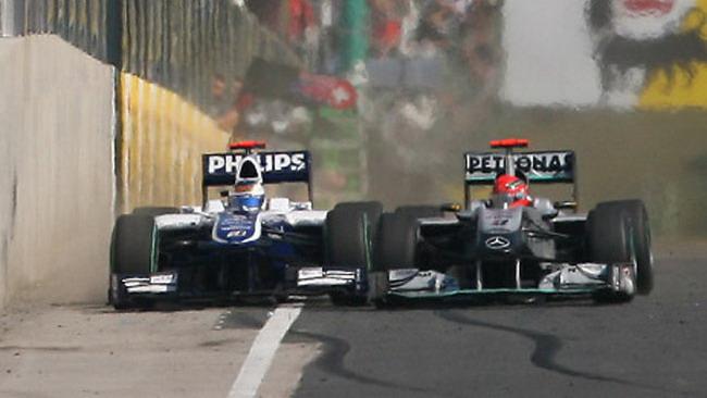 Lauda attacca il comportamento di Schumacher