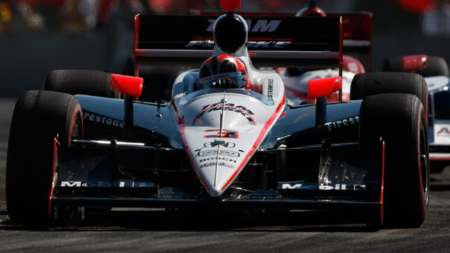 Castroneves multato e on probation