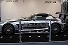 Saranno due le Mercedes SLS AMG GT3 a Dubai