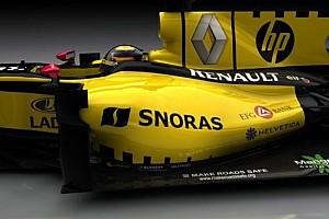 Formula 1 Ultime notizie La Renault annuncia due nuove partnership