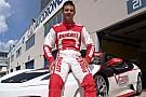 Michel Fabrizio vuole correre in Ferrari!