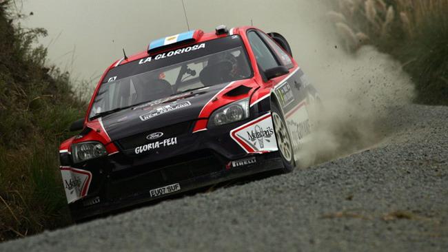 Villagra cambia navigatore per il Rally di Francia