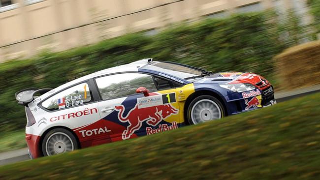 Francia: Loeb imbattuto dopo quattro speciali