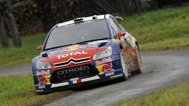 Loeb vince in Francia e si laurea campione!