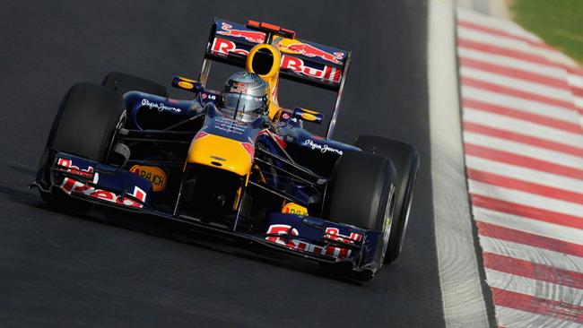 La prima pole coreana è di Vettel