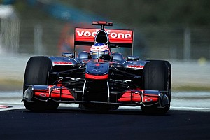 Formula 1 Ultime notizie Button lamenta una grande carenza di grip