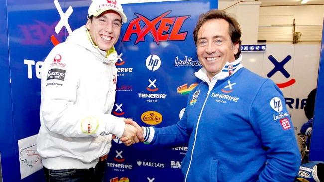 Aleix Espargaró scende in Moto2 per il 2011