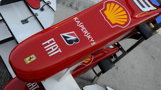 Kaspersky Lab nuovo sponsor della Ferrari