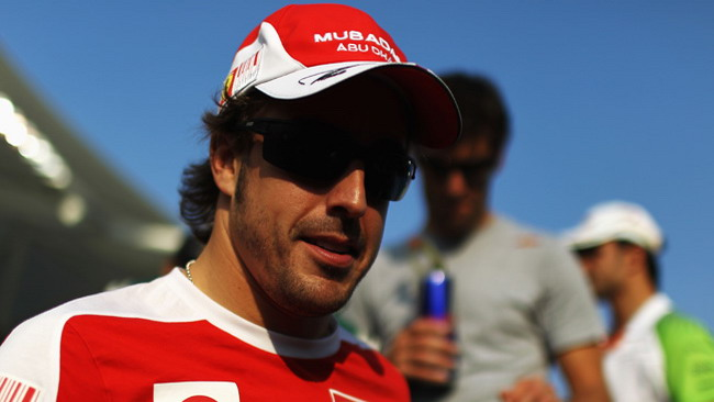 Abu Dhabi, day 4: Alonso a suo agio con le Pirelli