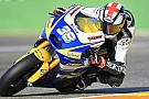 Smith cade a Barcellona e distrugge la sua moto