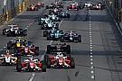 Varato il primo campionato mondiale di F3!