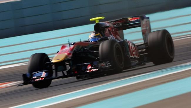La Toro Rosso presenta la nuova vettura a Valencia
