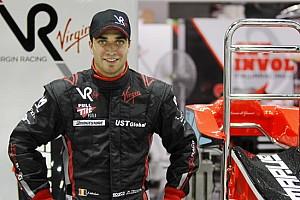 Formula 1 Ultime notizie La Virgin ufficializza l'ingaggio di d'Ambrosio