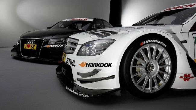 Hankook è il nuovo fornitore di pneumatici del DTM