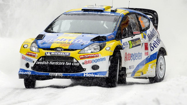 Svezia, PS1: PG Andersson sorprende tutti!