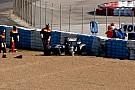 Jerez, Day 2: Maldonado sbatte alla curva 4