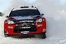Svezia, PS9: Petter Solberg tenta la rimonta