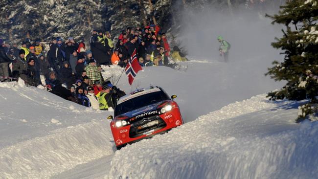 Svezia, PS17: Problemi per Solberg e Latvala