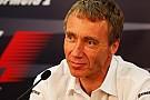 Bob Bell nuovo direttore tecnico della Mercedes Gp