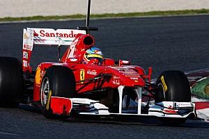 Formula 1 Ultime notizie Barcellona, Day 1: Alonso davanti alla pausa pranzo
